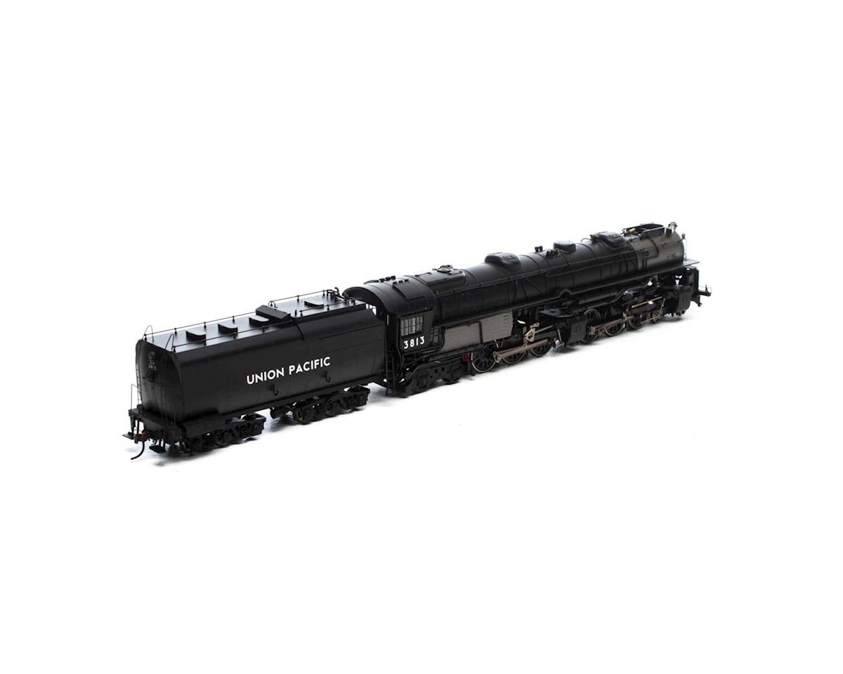 Athearn HO 4-6-6-4 w/DCC &SND Oil 2Stk,UP CSA-1 Class#3813