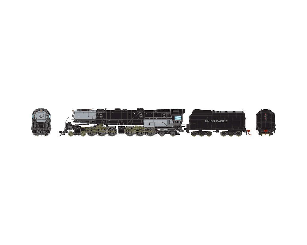 Athearn HO 4-6-6-4 Coal, UP CSA-1 Class #3710