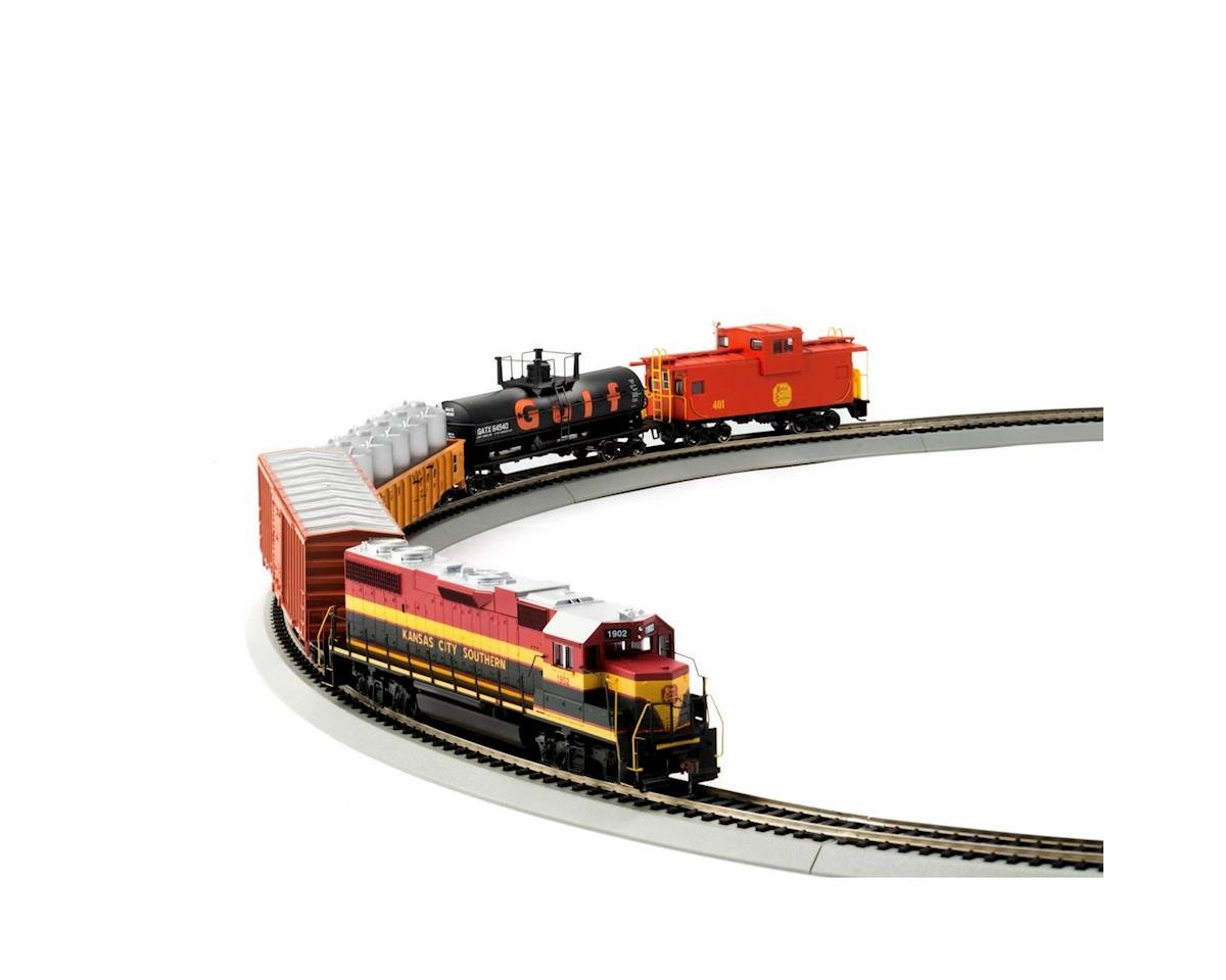 Athearn HO Iron Horse Train Set, KCS