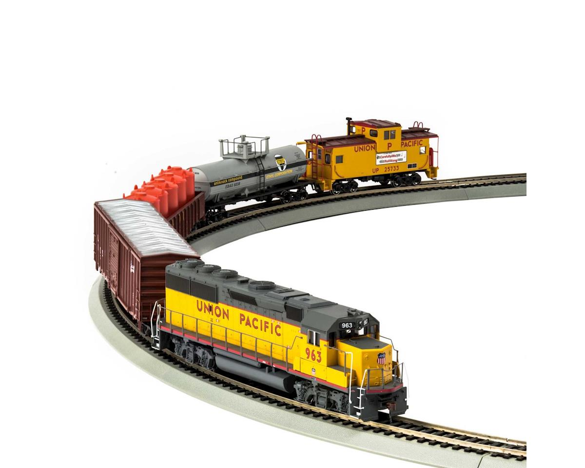 Athearn HO Iron Horse Train Set, UP