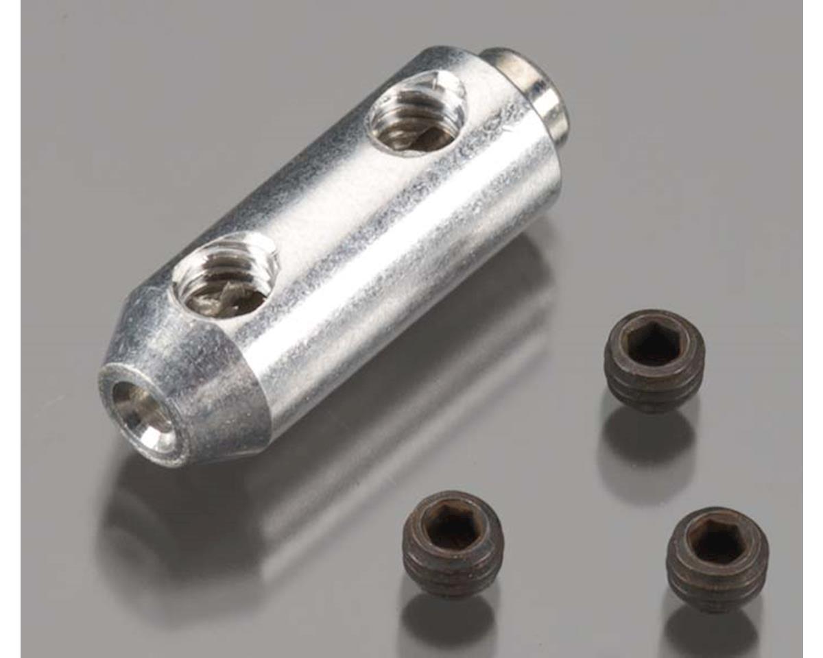 Motor Coupler - Barbwire