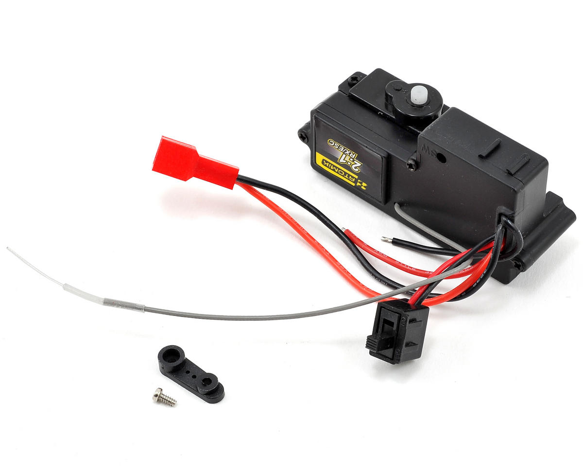Atomik RC Servo/ESC/Receiver Unit