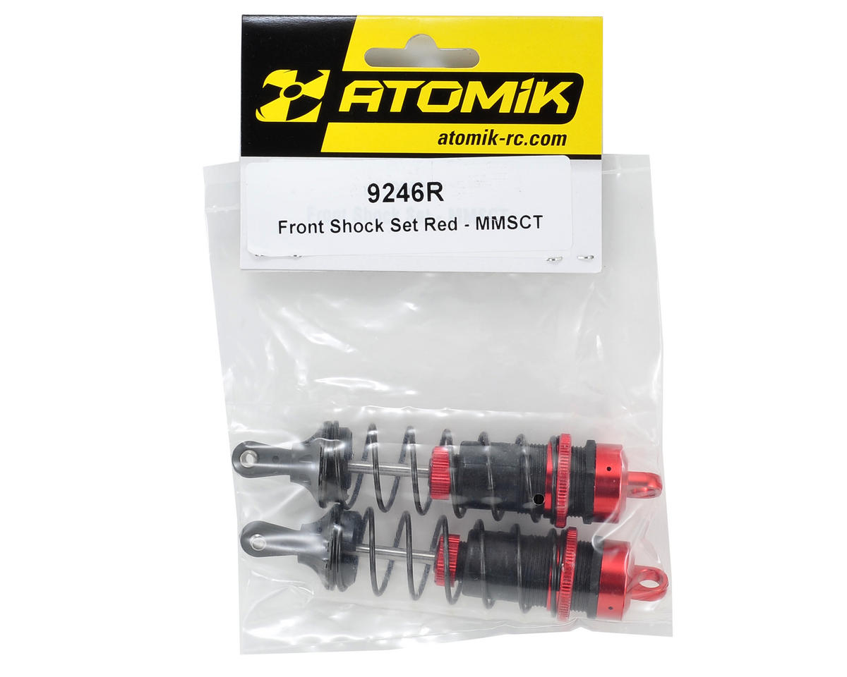 Atomik RC Front Shock Set (2)