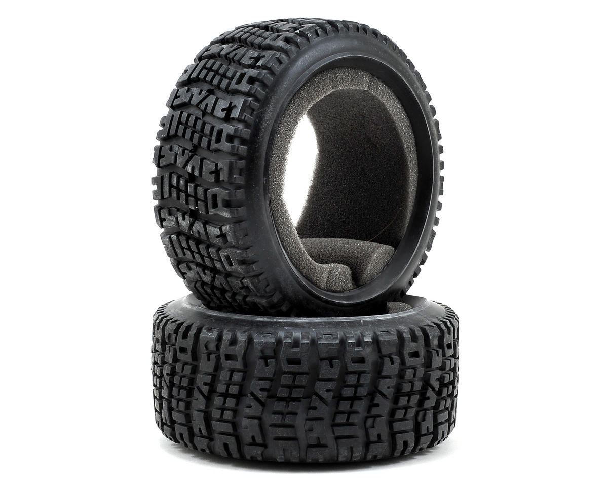 Atomik RC 1/8 Short Course Tire Set (2)