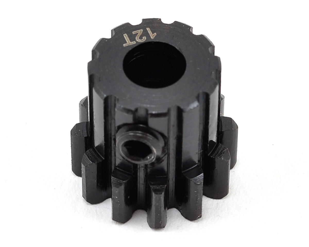 Atomik RC Hard Coated Steel Pinion Gear (12T)
