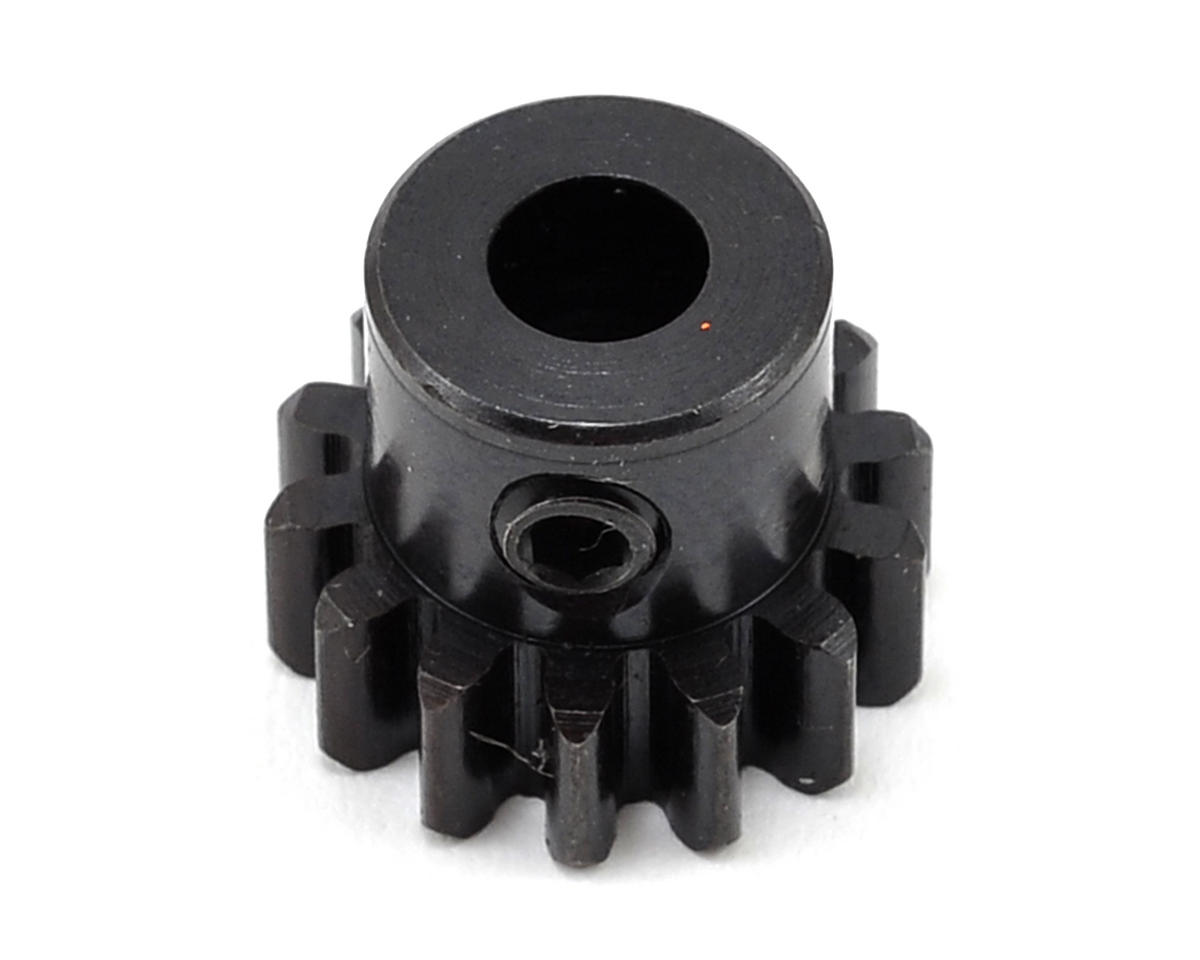 Atomik RC Hard Coated Steel Pinion Gear (14T)