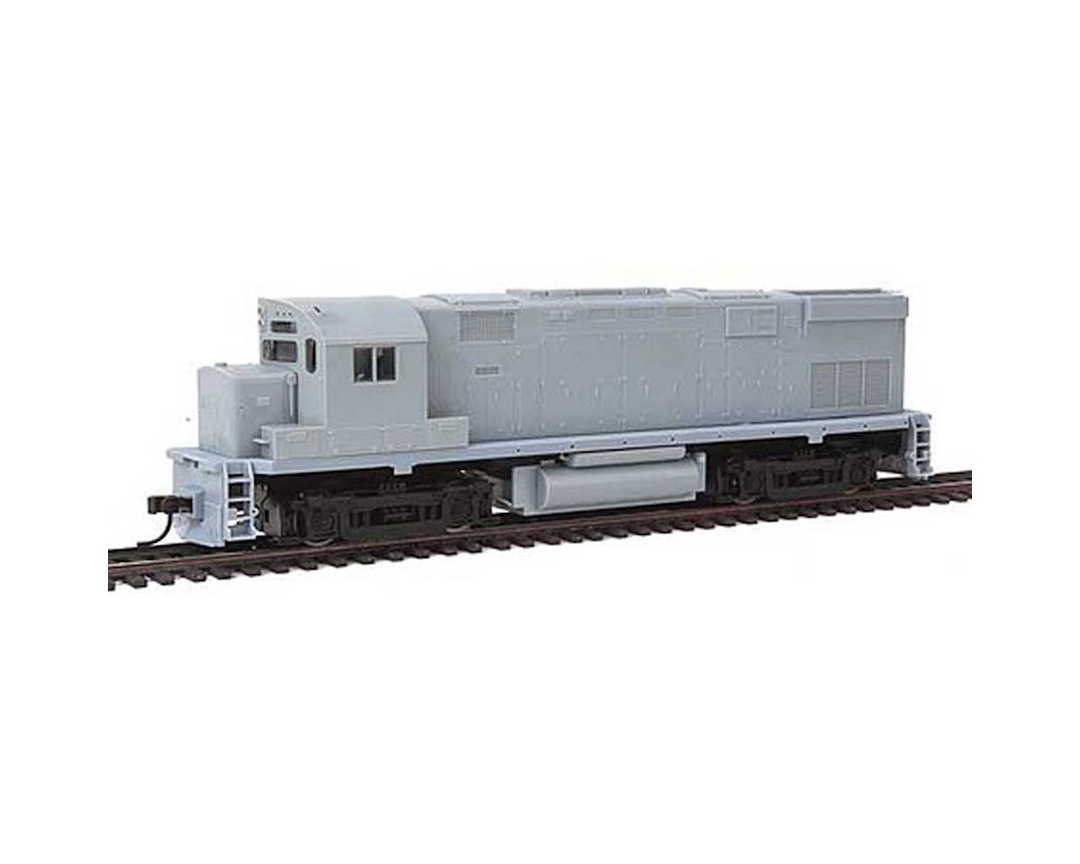 Atlas Railroad HO C424 Phase I, Undecorated