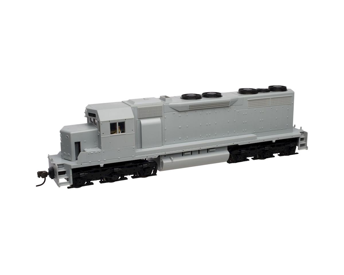 Atlas Railroad HO SD35 w/Nose Light, Undecorated