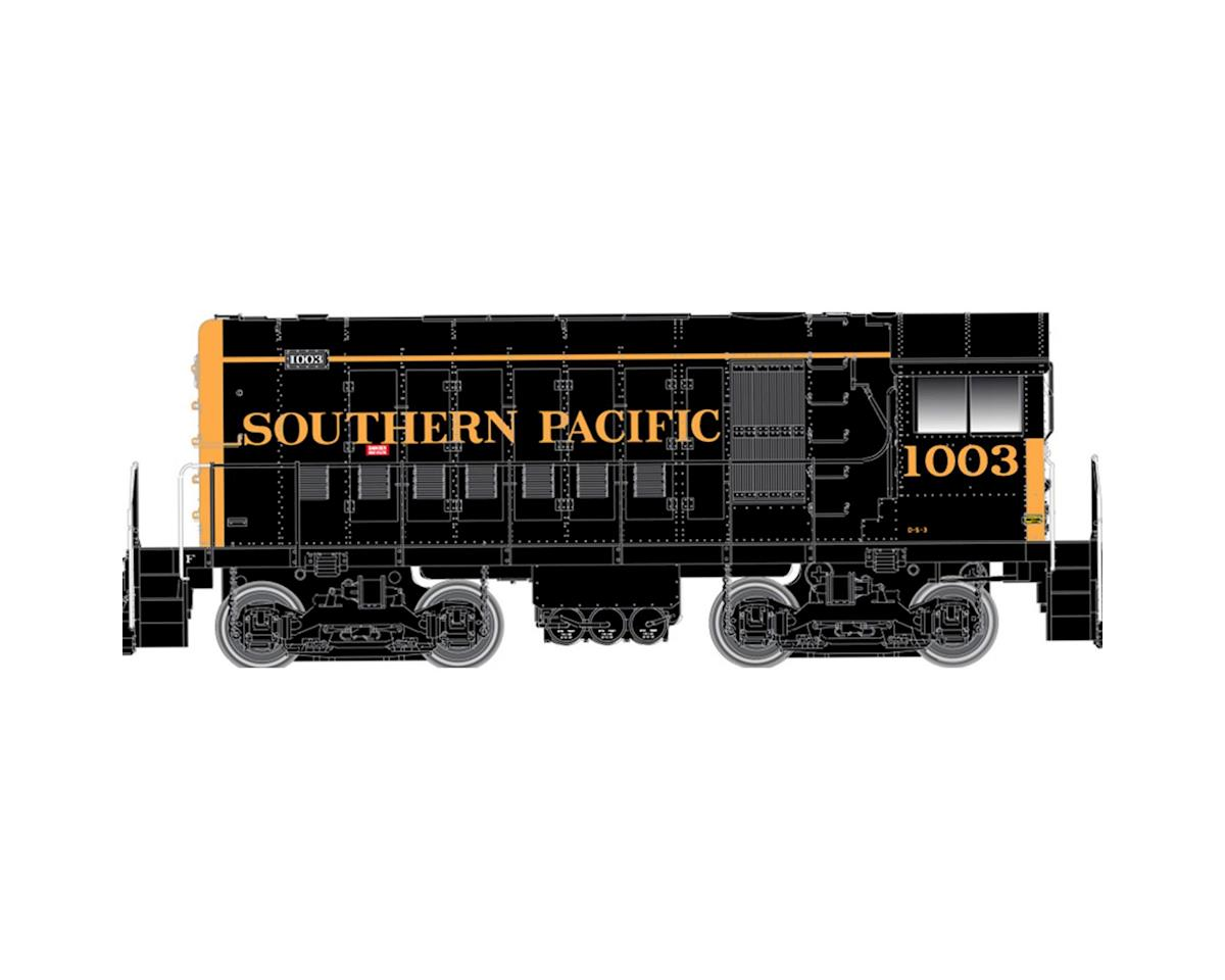 Atlas Railroad NYA HO HH600/66/DCC/SND, SP #1003