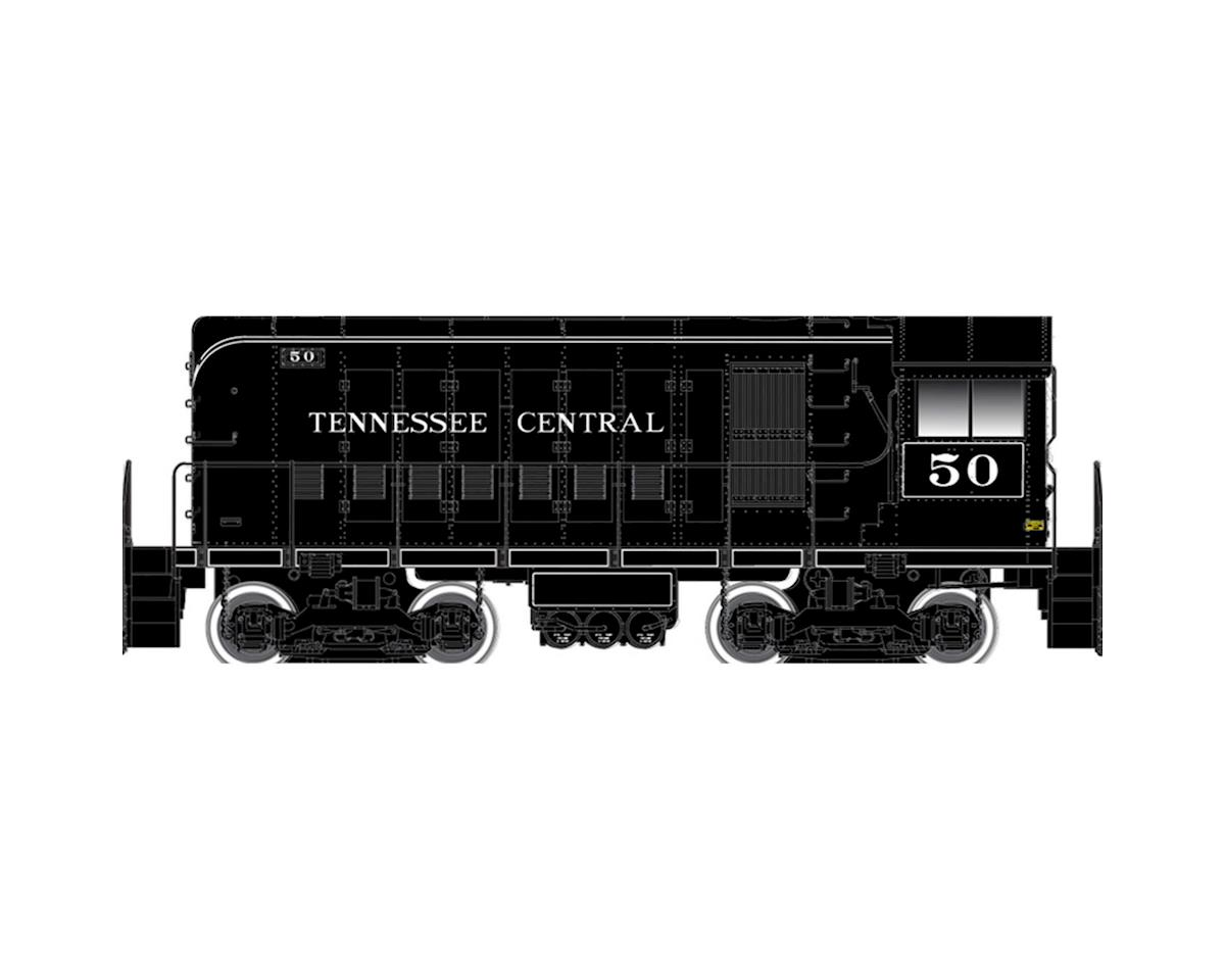 Atlas Railroad NYA HO HH600/660/DCC/SND, TC #50