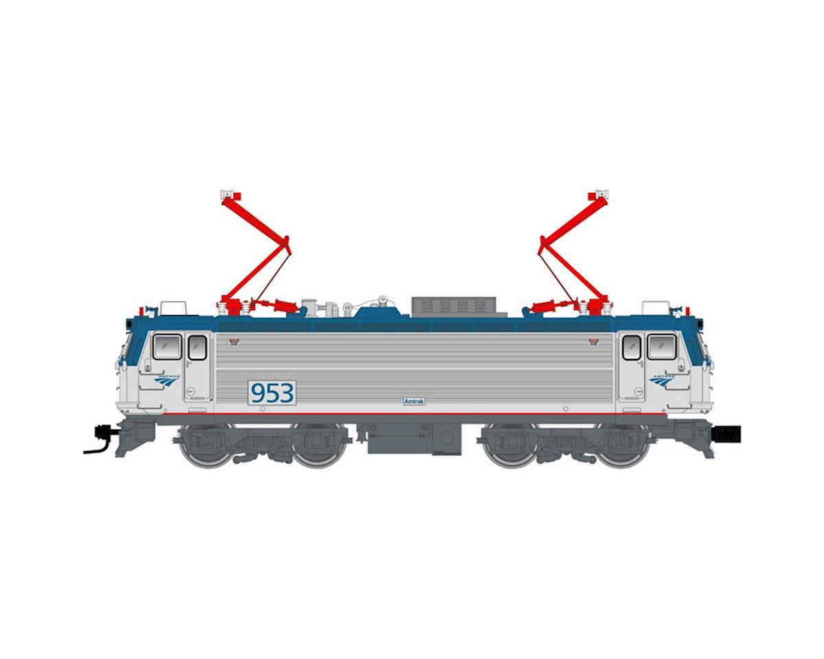 Atlas Railroad HO AEM-7/ALP-44 w/DCC & Sound, AMTK/Acela #953