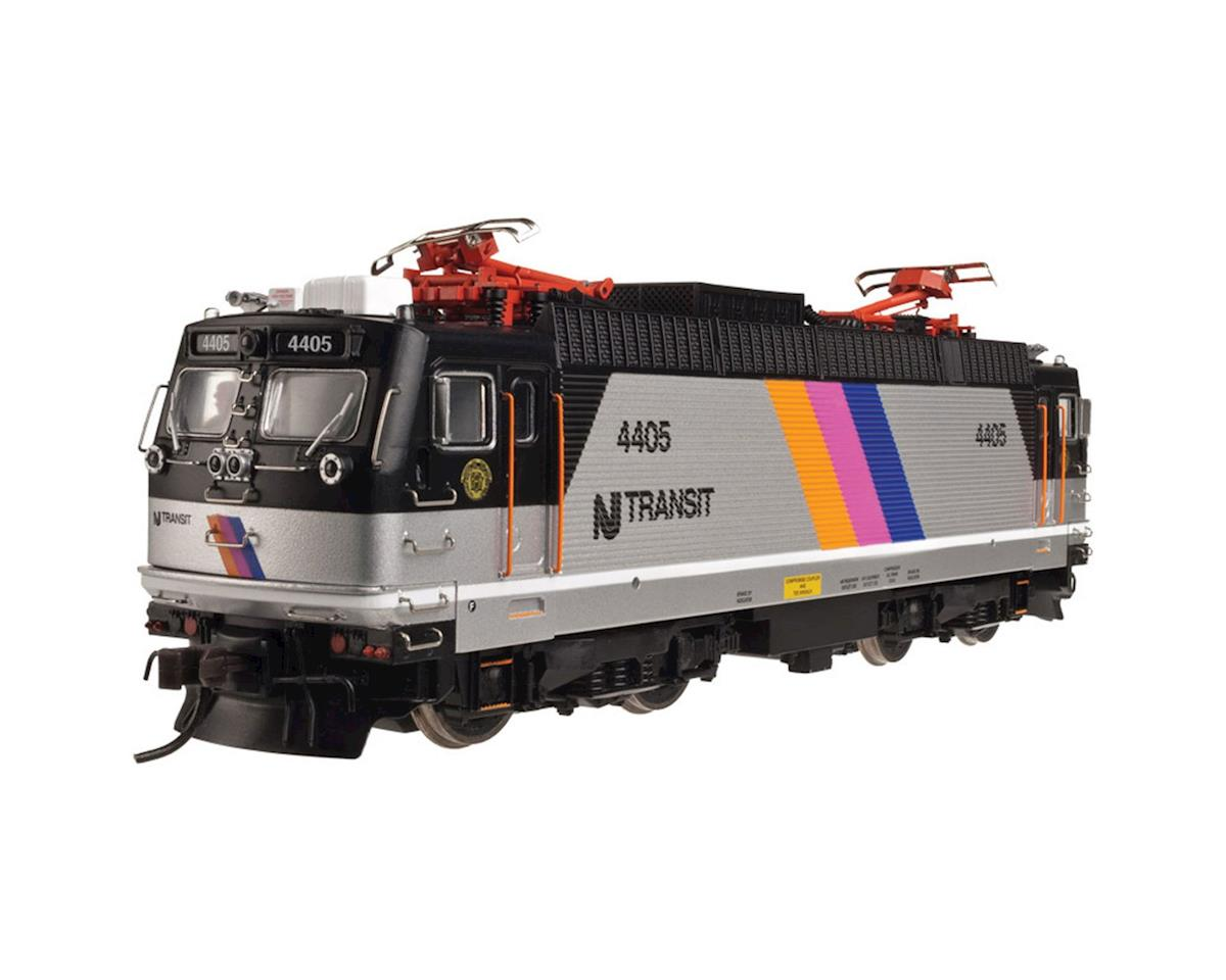 Atlas Railroad HO AEM-7/ALP-44 w/DCC & Sound, NJT #4409