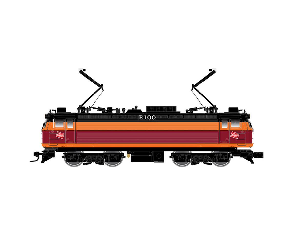 HO AEM-7/ALP-44 w/DCC & Sound, MILW # E103 by Atlas Railroad