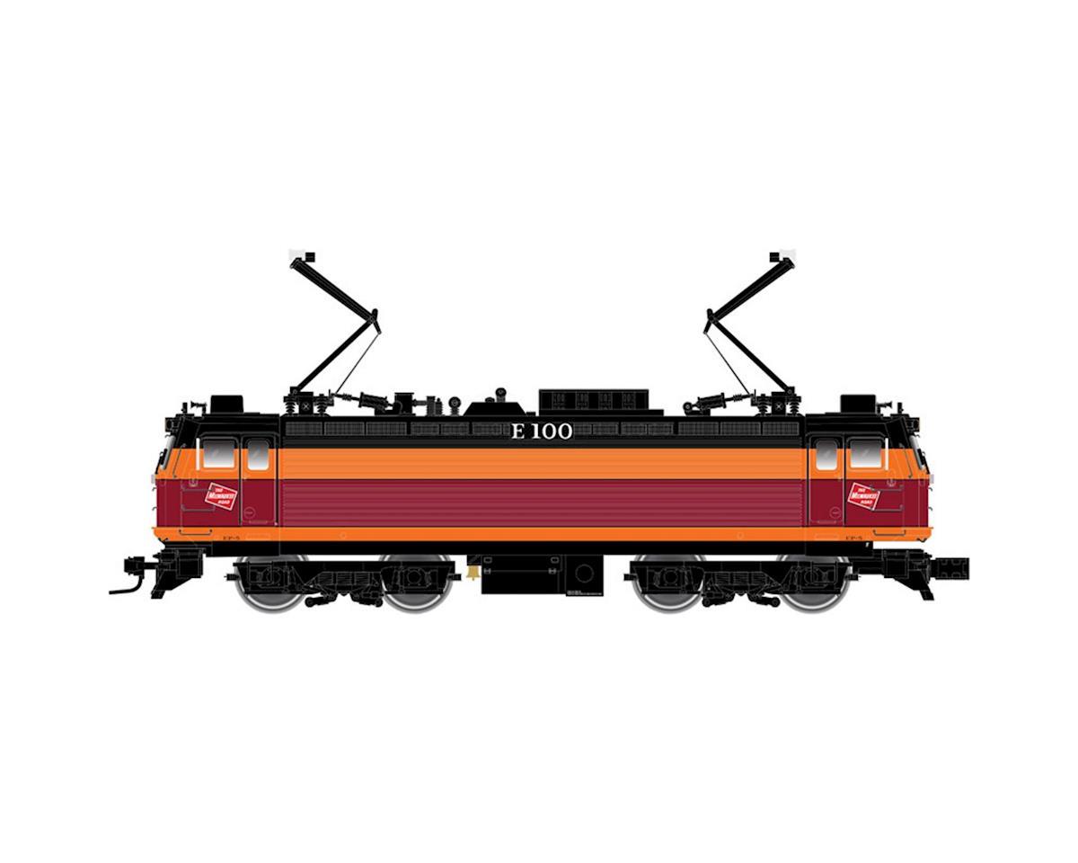 Atlas Railroad HO AEM-7/ALP-44 w/DCC & Sound, MILW # E103