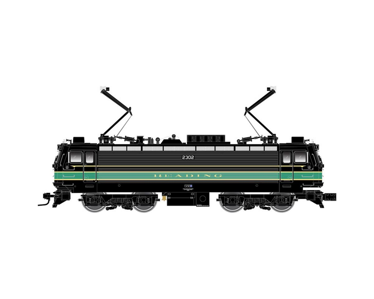 Atlas Railroad HO AEM-7/ALP-44 w/DCC & Sound, RDG #2302