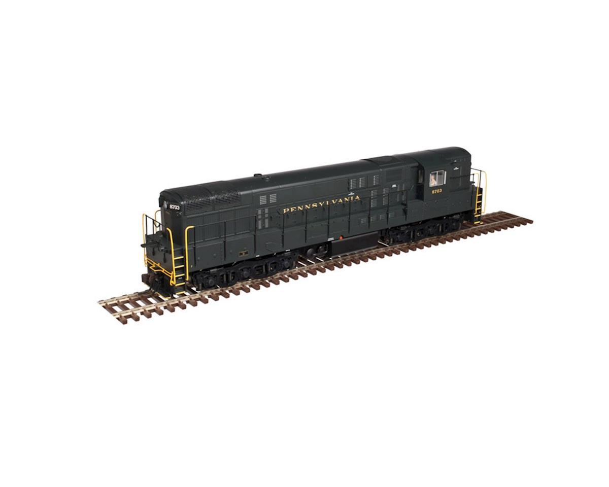 Atlas Railroad HO Trainmaster w/DCC & Sound, PRR #8699