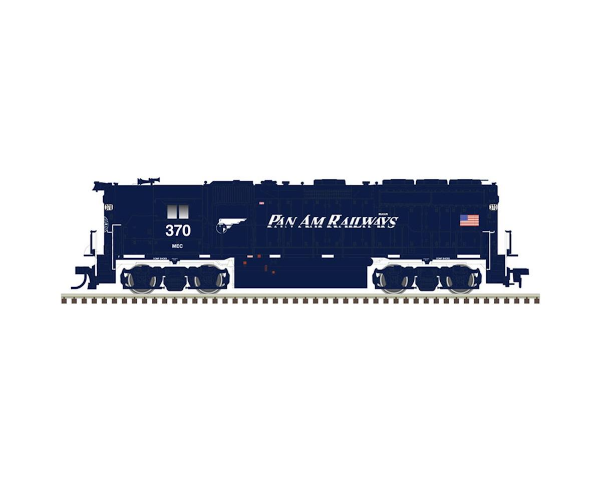 Atlas Railroad HO GP40 w/DCC & Sound, Pan Am #382