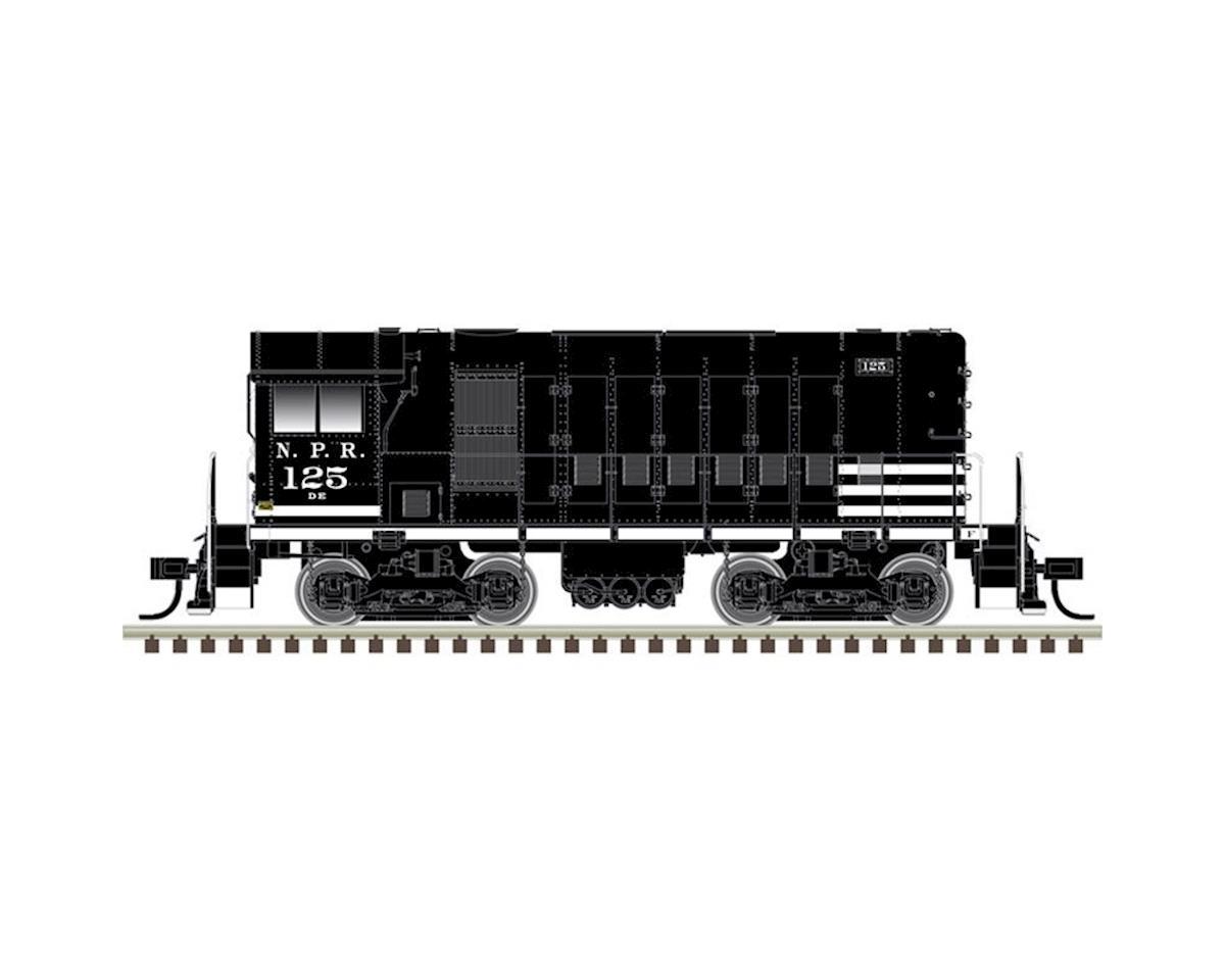 Atlas Railroad HO HH600/660, NP #125