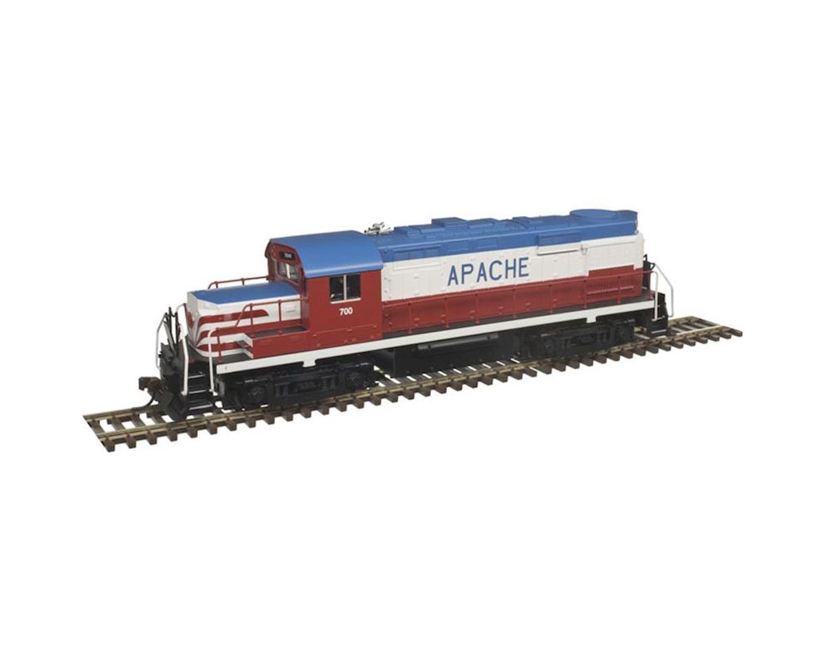 Atlas Railroad HO Trainman RS36 w/DCC & Sound, Apache #800