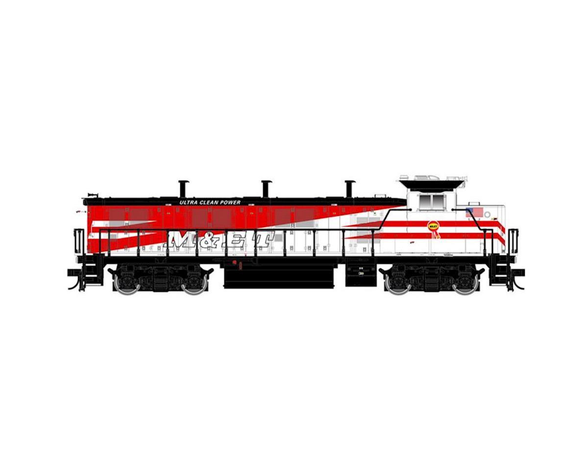 Atlas Railroad HO TM NRE Genset II,Modesto & Empire Traction#2004