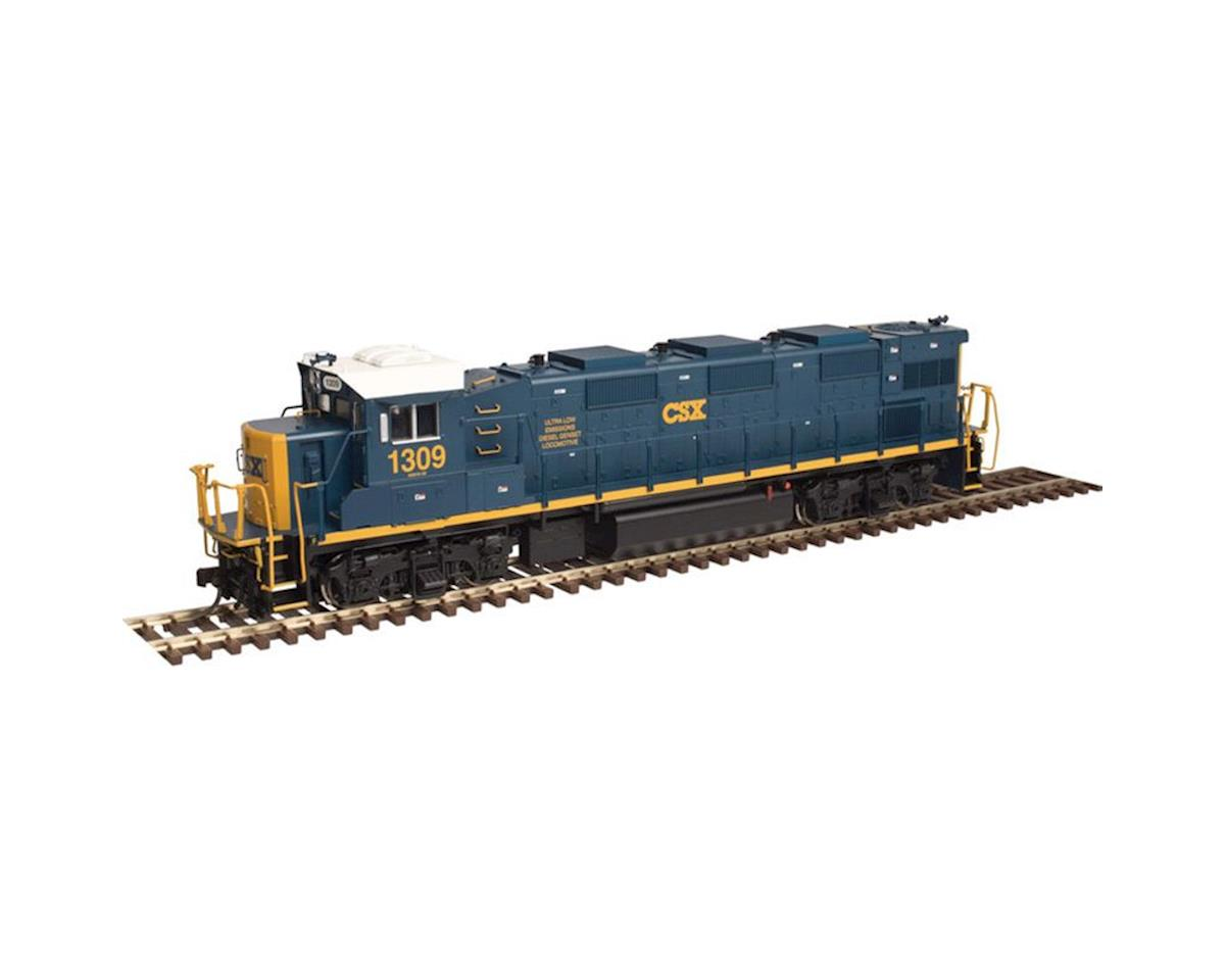 Atlas Railroad HO Trainman NRE Genset II w/DCC & Sound, CSX #1308
