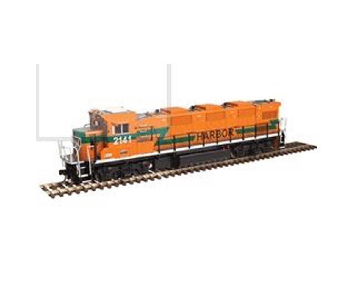 Atlas Railroad HO Trainman NRE Genset II w/DCC & Sound, IHB #2142