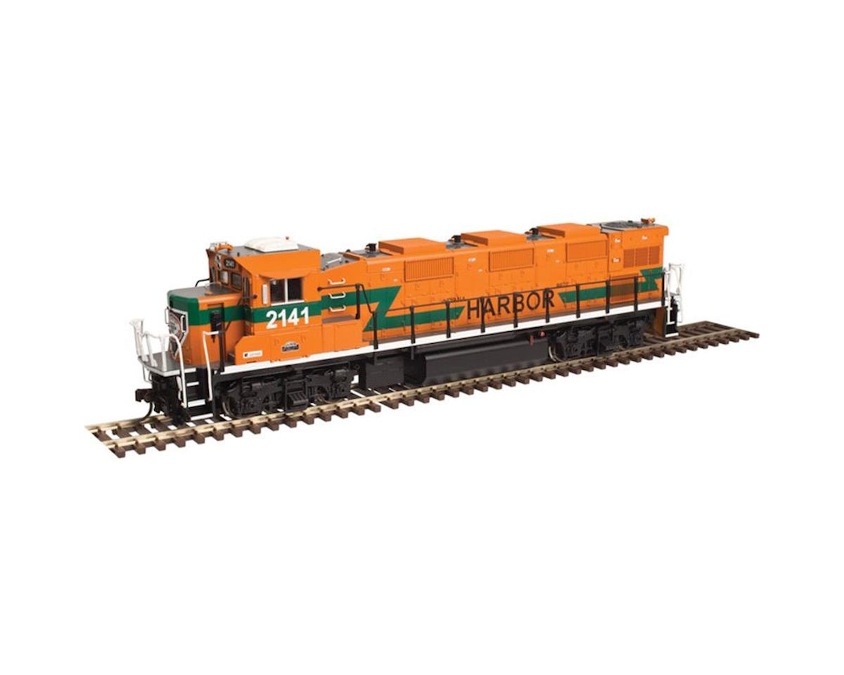 Atlas Railroad HO Trainman NRE Genset II w/DCC & Sound, IHB #2143