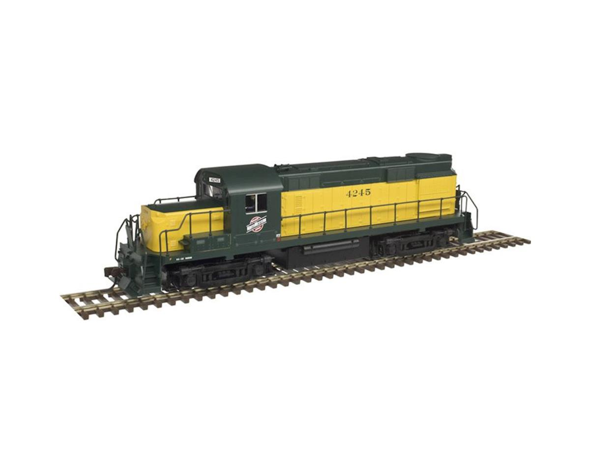 Atlas Railroad HO GP40-2W, New England Central #3015