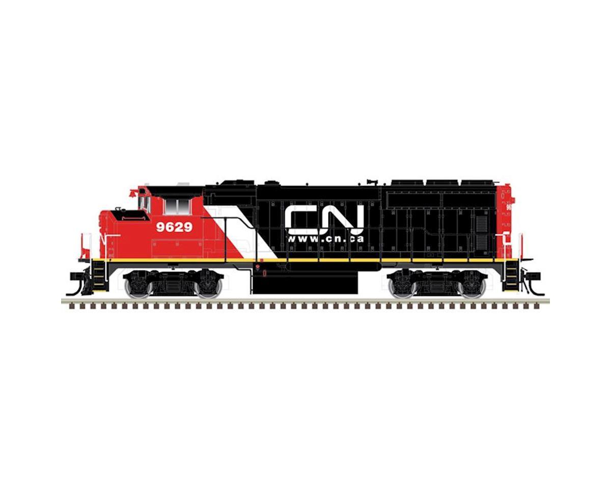 Atlas Railroad HO GP40-2W, CN #9592