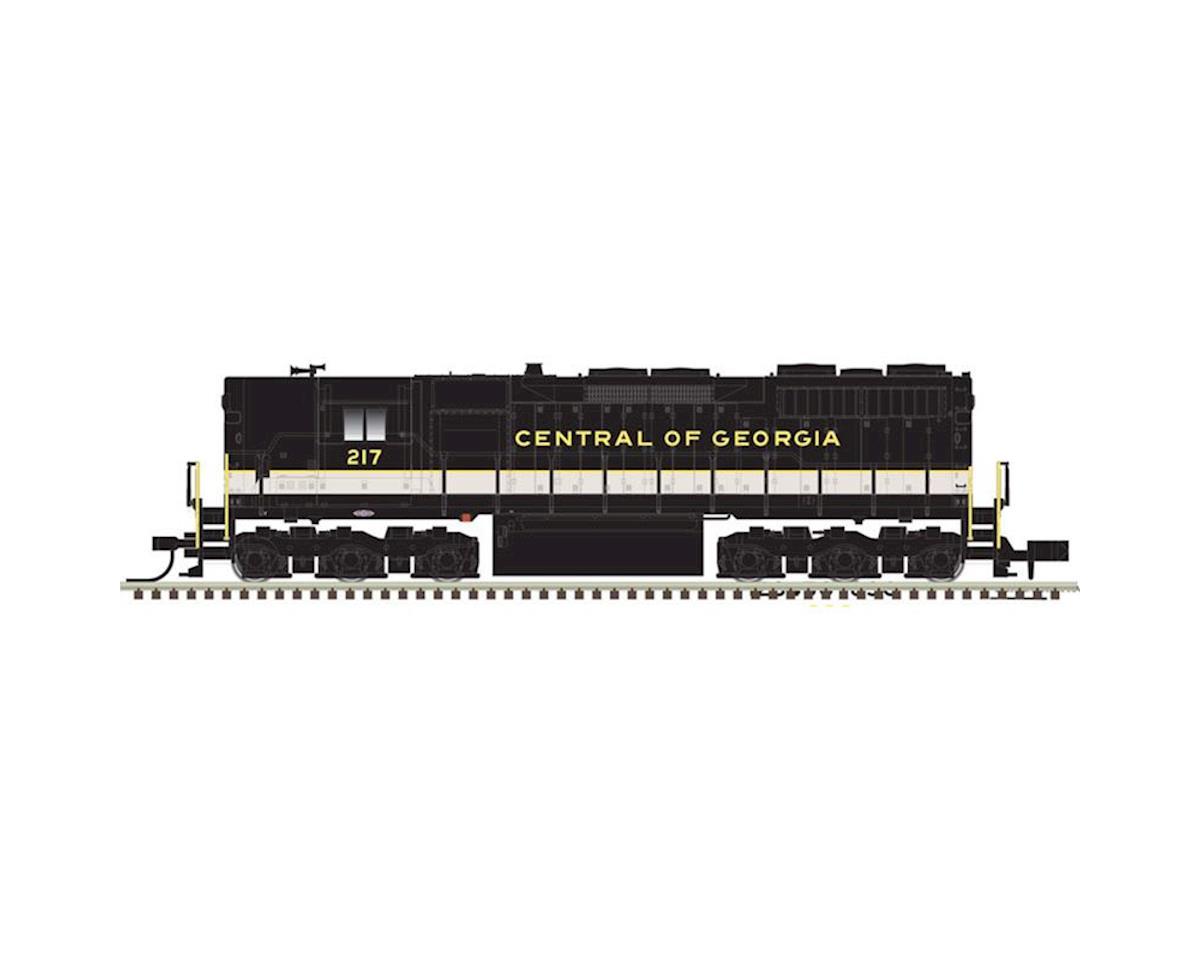 Atlas Railroad HO SD35 w/DCC & Sound/High Hood, CofG #222