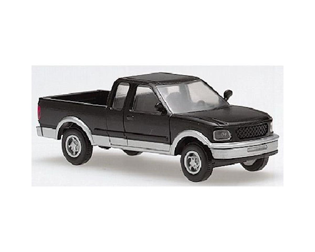 Atlas Railroad HO Ford F-150 Pickup, Black/Silver
