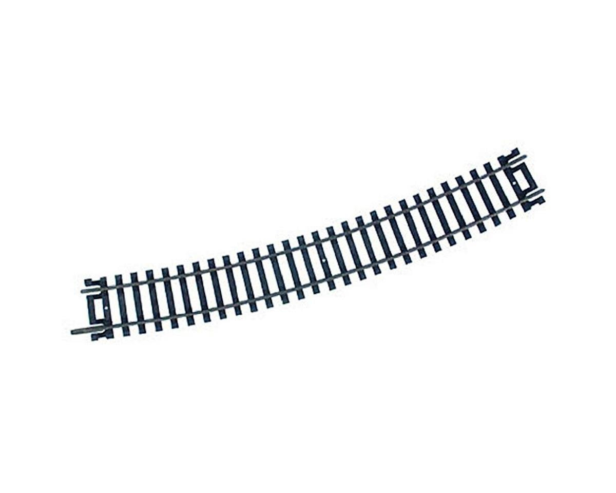 "Atlas Railroad HO Code 100 Nickel Silver 22"" Radius Snap Track"
