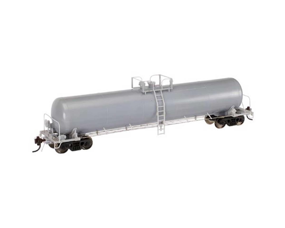 Atlas Railroad HO 20,7000-Gallon Tank, Undecorated/Pipes