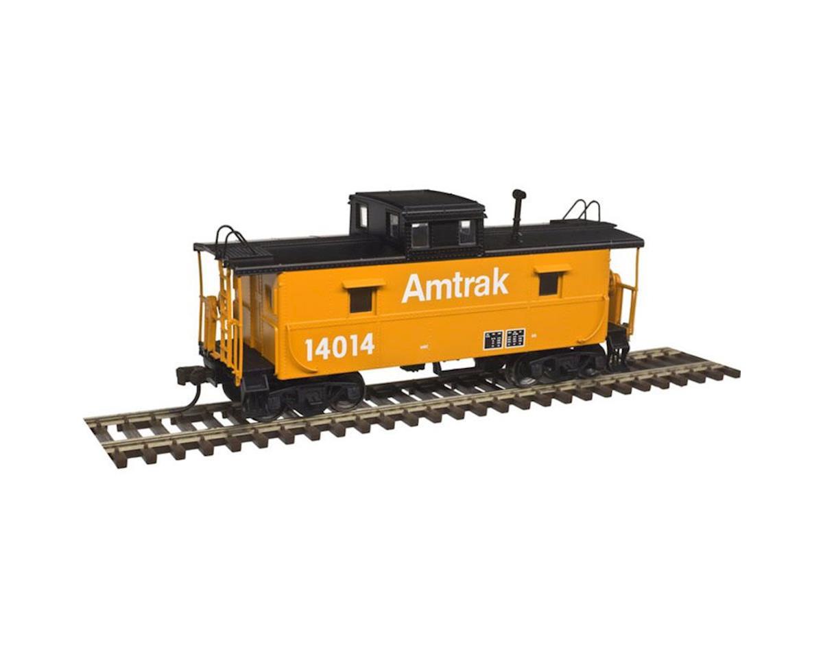 Atlas Railroad HO Trainman C&O Cupola Caboose, AMTK #14002