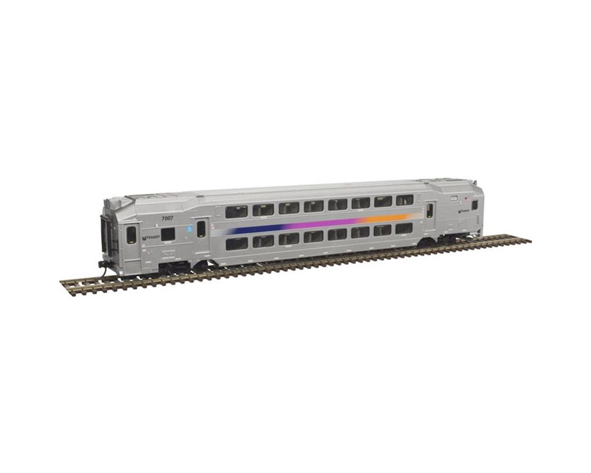 Atlas Railroad HO Multi-Level Cab, NJT #7027