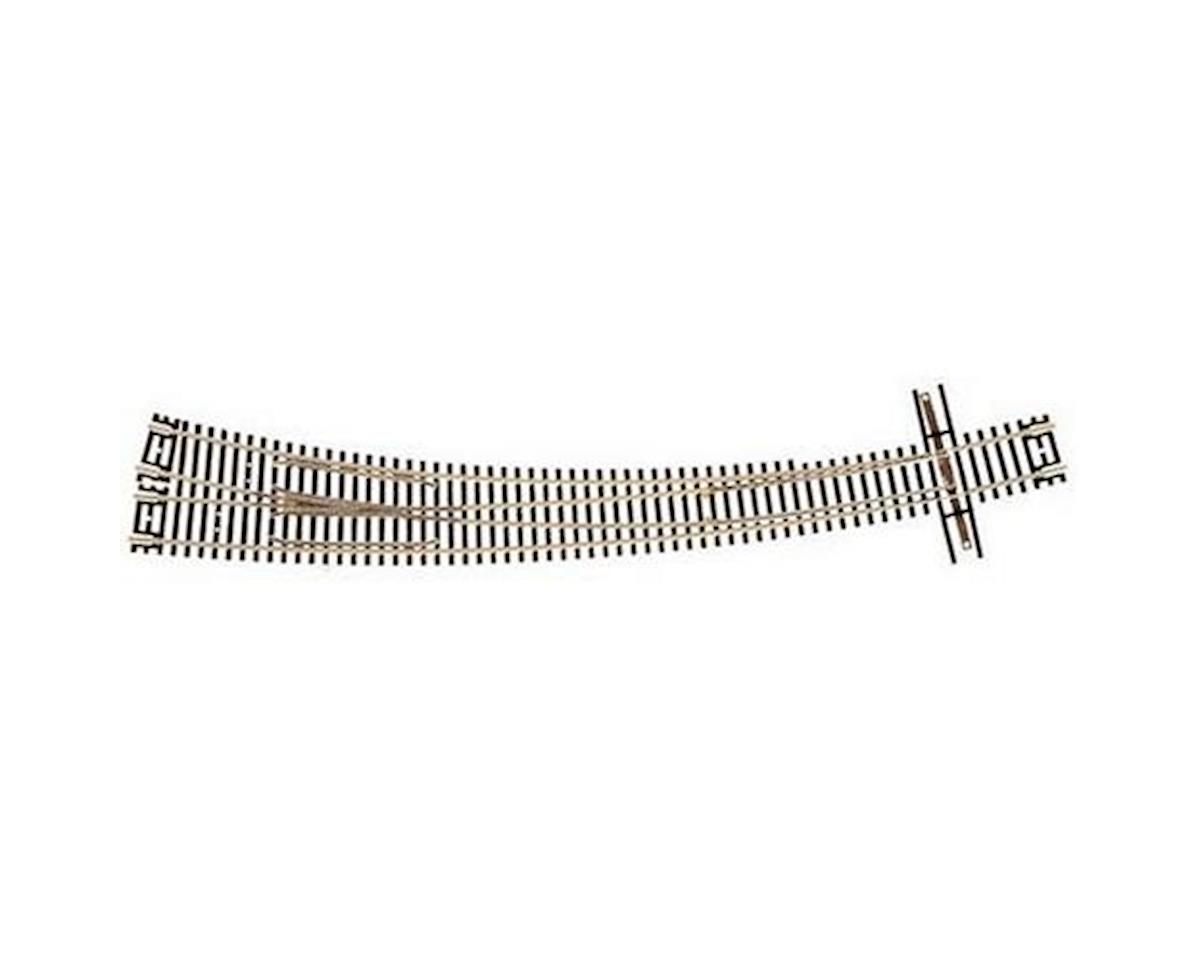 Atlas Railroad N Code 55 Curved Right-Hand Turnout