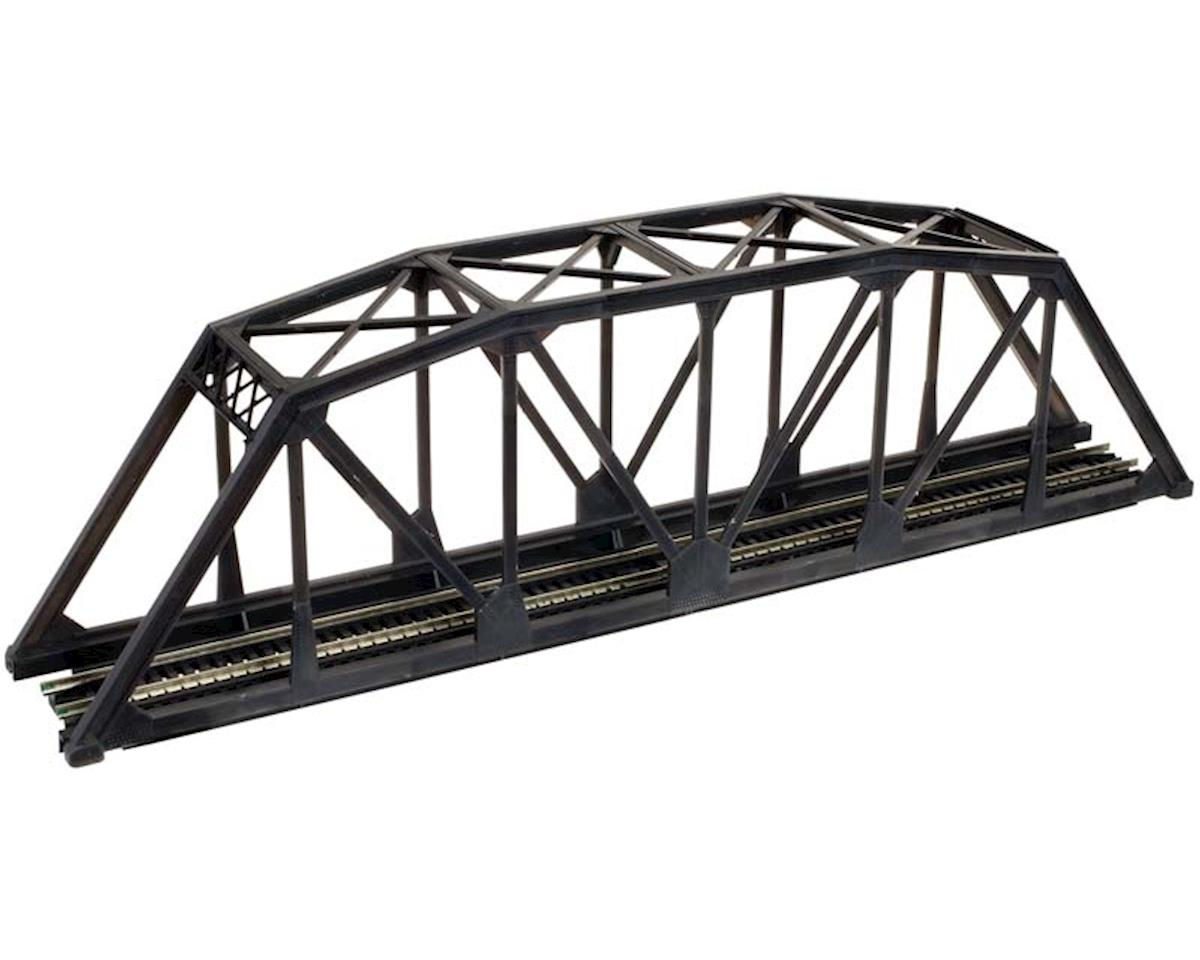 Atlas Railroad 2070 Code 55 Truss Bridge Kit Black N