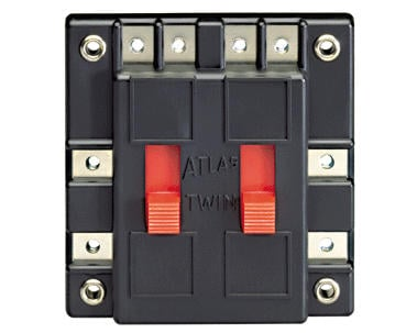 Twin Switch Controller by Atlas Railroad