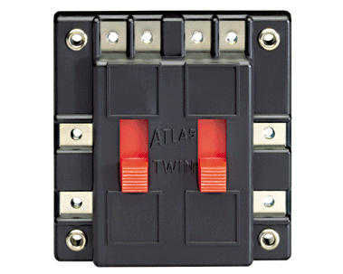 Atlas Model Railroad Twin Switch Controller