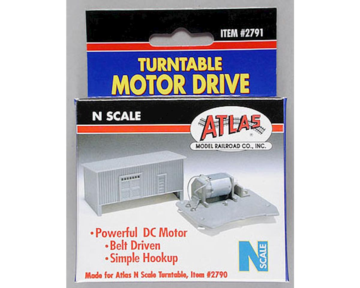 N Turntable Motor Drive Unit by Atlas Railroad