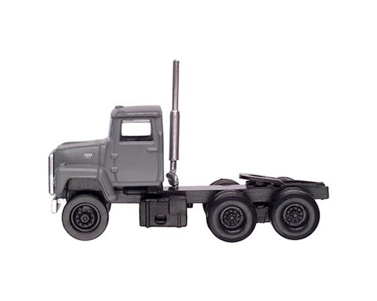 Atlas Railroad N 1984 Ford 9000 Tractor, Gray (2)