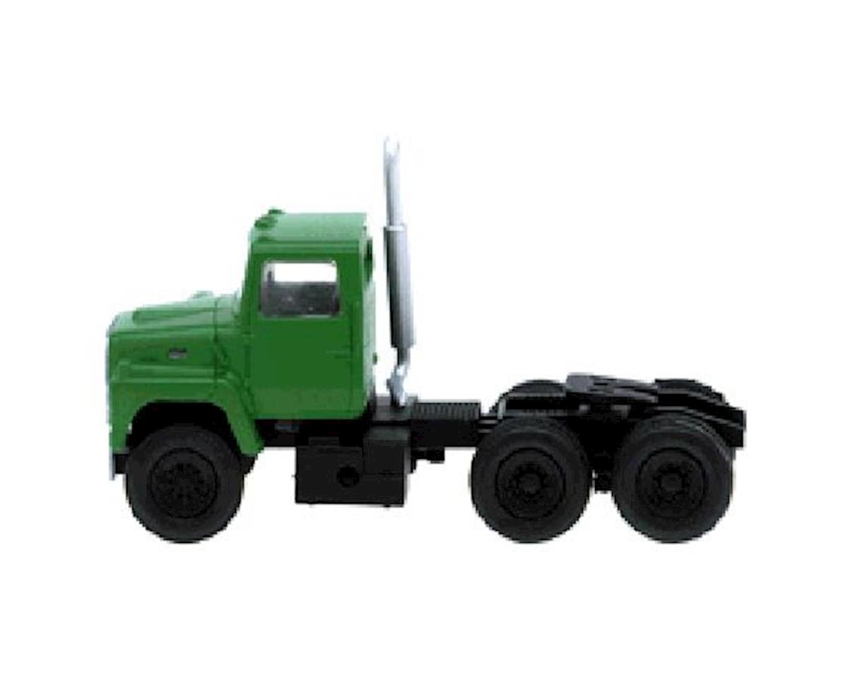 Atlas Railroad N 1984 Ford 9000 Tractor, Green (2)