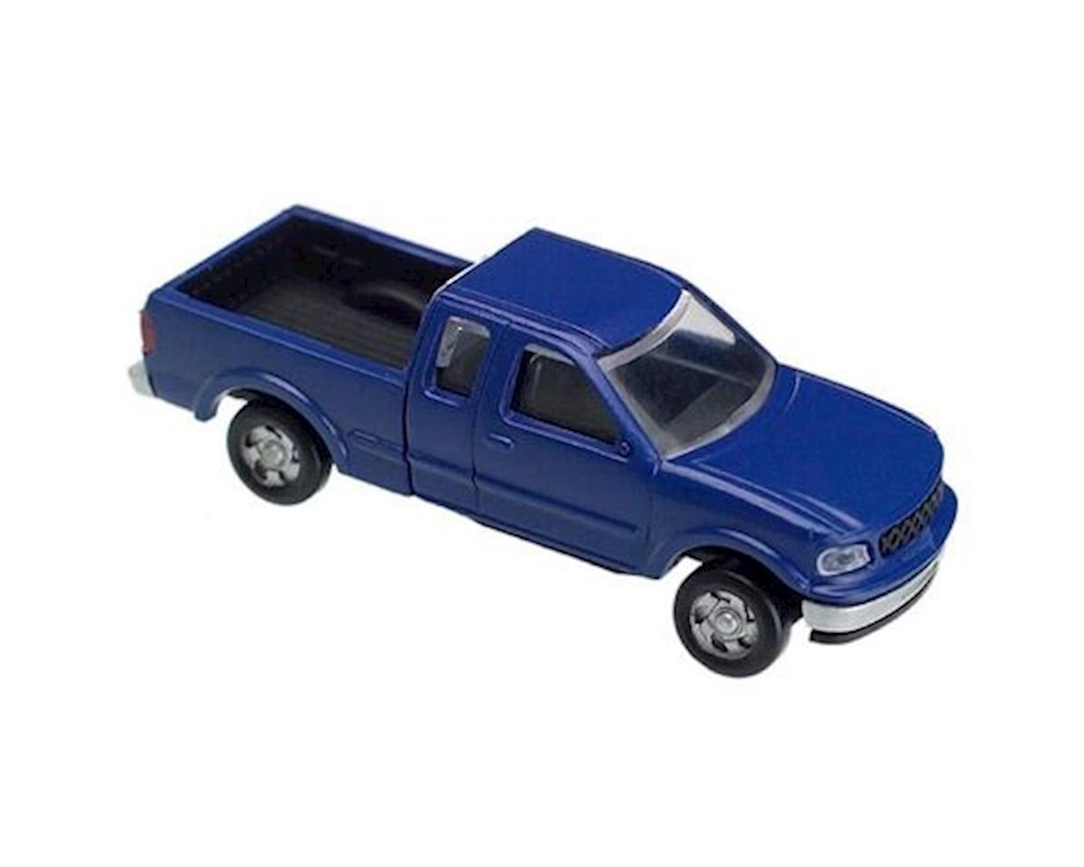 Atlas Railroad N Ford F150 Pickup, Blue (2)
