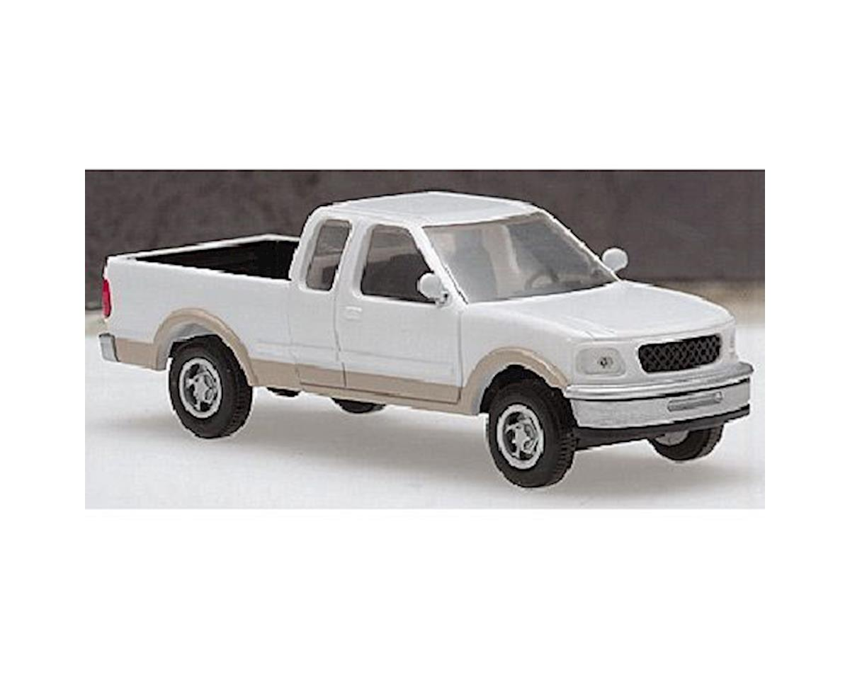 Atlas Railroad N Ford F150 Pickup, White/Tan (2)