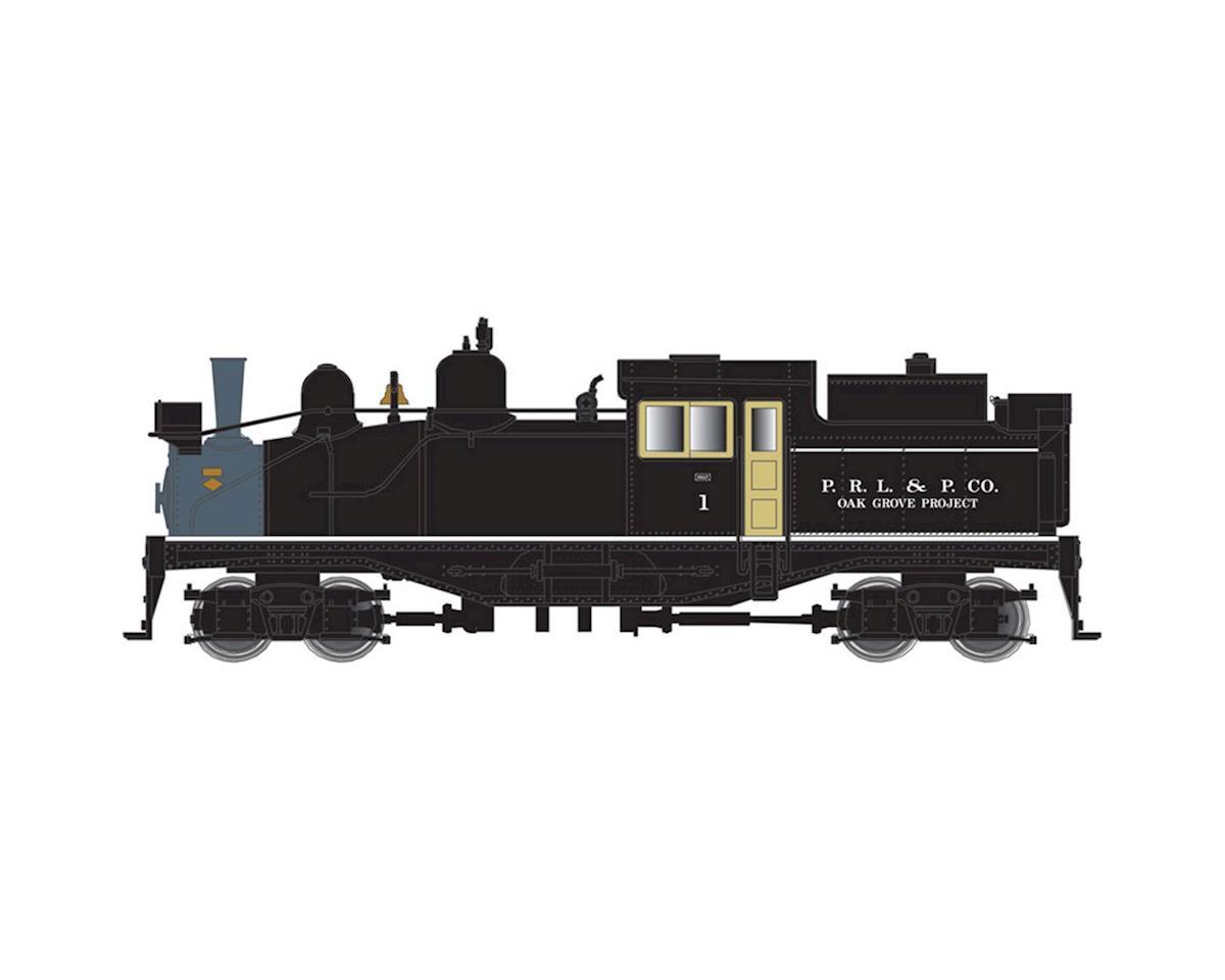 Atlas Railroad N 2-Truck Shay, Portland Railway Light & Power #1