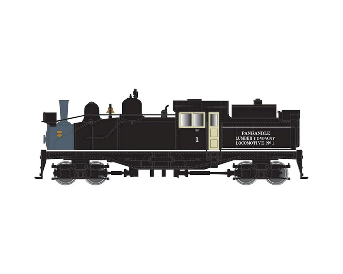 Atlas Railroad N 2-Truck Shay, Panhandle Lumber Company #1