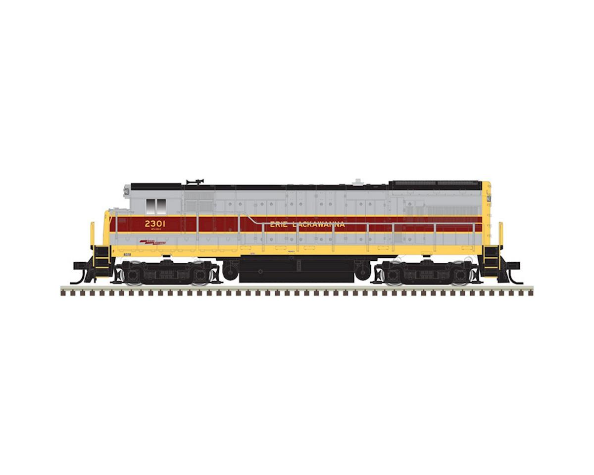 Atlas Railroad N U23B, EL #2314