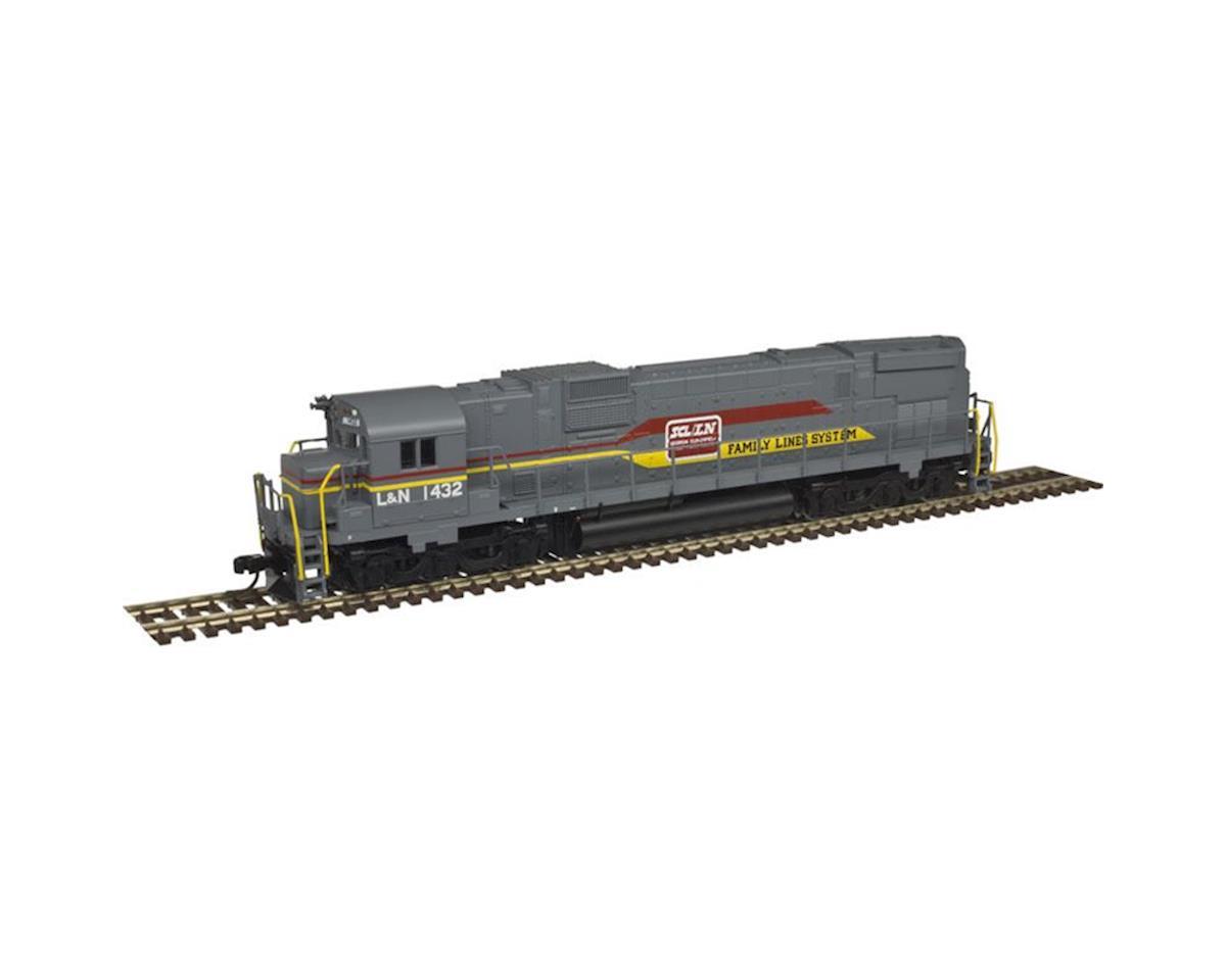 Atlas Railroad N C630, FAM #1429