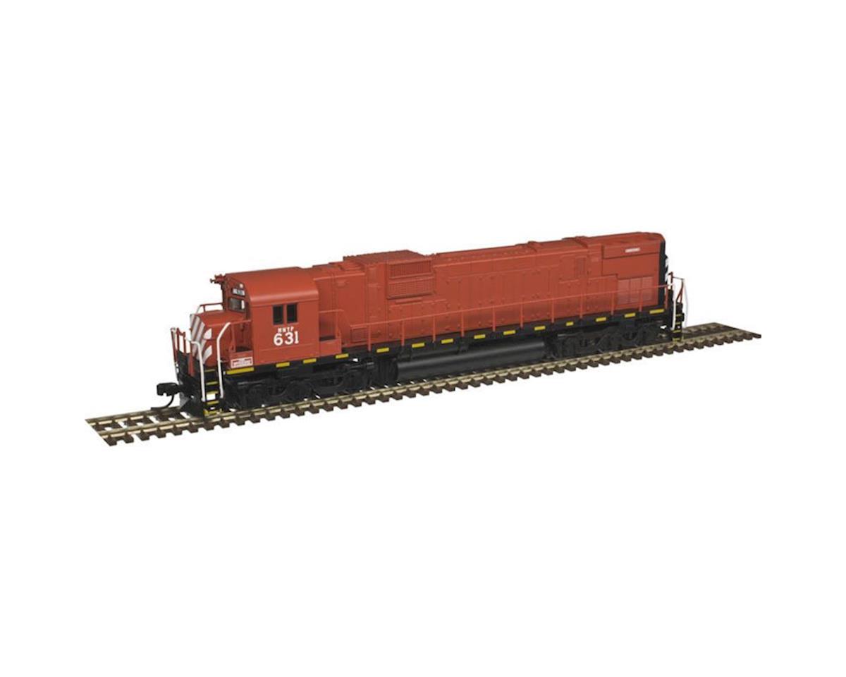 Atlas Railroad N C630 w/DCC & Sound, WNYP #631