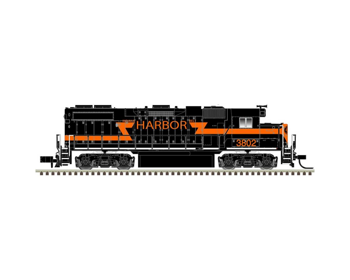 Atlas Railroad N GP38-2, IHB #3801